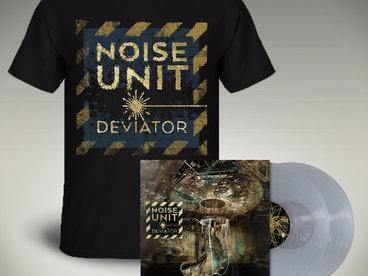 COMBO 1: Deviator 2LP + T-shirt main photo