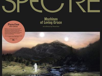 Para One Double LP + Limited Edition SPECTRE Sweatshirt main photo