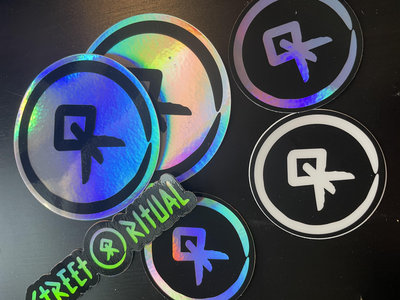 Holographic Sticker Pack main photo