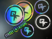Holographic Sticker Pack photo