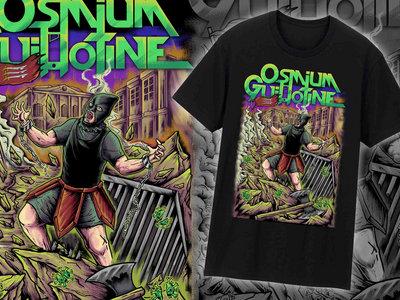 Osmium Guillotine 'Break Outta Lockdown' T-Shirt main photo