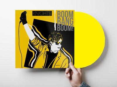 Boom Bang Boom! Bundle (4 Items) Vinyl x 2 / Shirt / Pin Badge main photo
