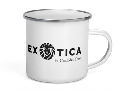 Exotica Camping Metal Mug main photo