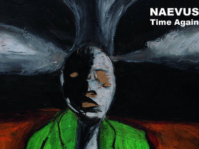 VERY LIMITED!!!! - NAEVUS - Time Again CD (Hau Ruck, 2020)- includes keyboard and vocal by David E. Williams main photo
