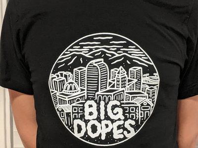 Denver Skyline Logo Tee (black) main photo
