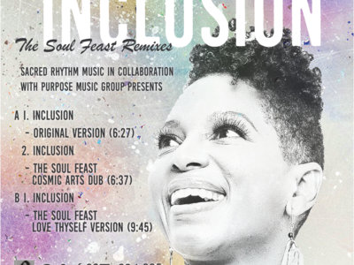 Angela Johnson - Inclusion The Soul Feast Remixes by Joaquin Joe Claussell and Brian Bacchus main photo