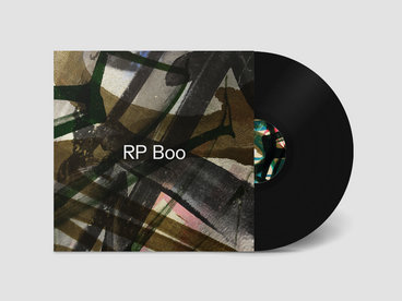 Limited edition black vinyl double LP main photo