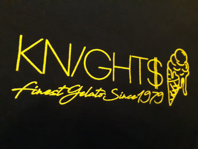 KNIGHT$ Finest Gelato Since 1979 - New Shirt! main photo