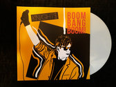 Boom Bang Boom! Bundle (4 Items) Vinyl x 2 / Shirt / Pin Badge photo