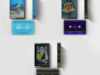 Cassette Package [Seven Sisters/Campfire Tales/Echoes of a Distant Time] main photo