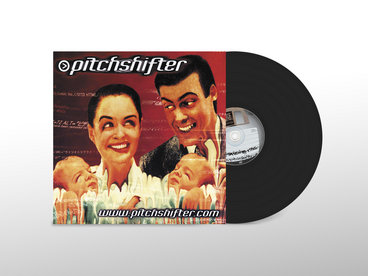 """Pitchshifter - 'www.pitchshifter.com' (Limited 12"""" Black Vinyl) main photo"""