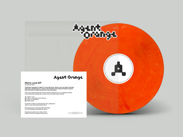 "12"" Vinyl EP (Dark Orange) main photo"