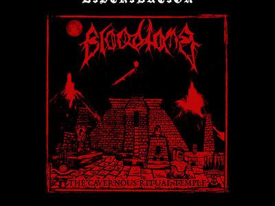 Bloodtomb - The Cavernous Ritual Temple (Jewel Case) main photo