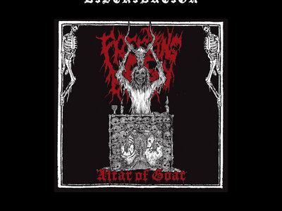 Freezing Blood - Altar of Goath (Jewel Case) main photo