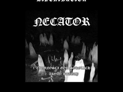 Necator - Ciemności Gór Sokolich (Jewel Case) main photo