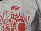 """Heart Room"" T-Shirt White photo"