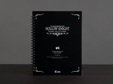 Hollow Knight Piano Collections (Performer's Edition Sheet Music Book) main photo