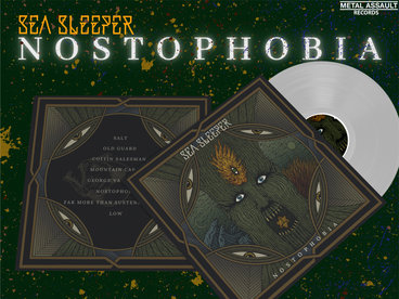 Limited-Edition Opaque Silver Vinyl (pre-order) main photo