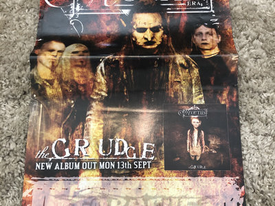 Limited Edition 2004 The Grudge Promo Poster main photo