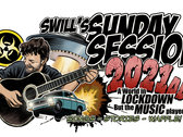 Swill's Sunday Session 2021- White Tshirt photo