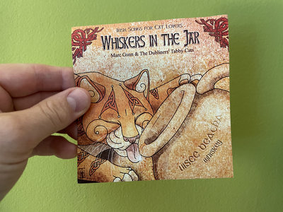 Whiskers in the Jar: Sticker Art main photo