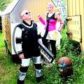 Kid Knorke & Betty Bluescreen image