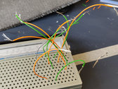 Lil Sidrassi Noise Touch-Synth in Radio Enclosure w/ Built-In Speaker and Line-Out photo
