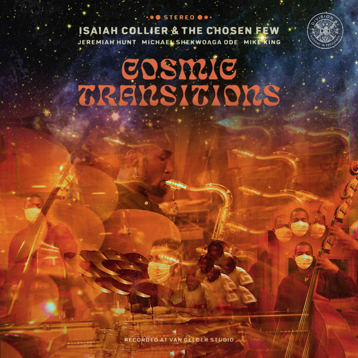 "Isaiah Collier & The Chosen Few, ""Cosmic Transitions"""