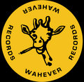 WAHEVER RECORDS image