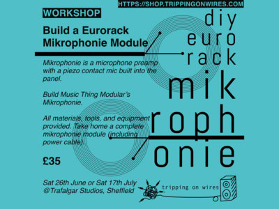 Mikrophonie Workshop [DIY Modular] main photo