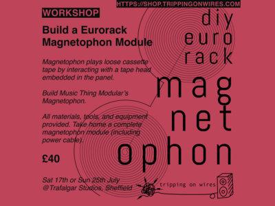 Magnetophon Workshop [DIY Modular] main photo