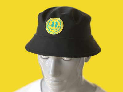 Happiness Therapy x Ally Baird : Trippy Bucket Hat (pre-order) main photo