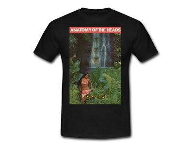"""Paradise"" Limited Edition Shirt (black & white) + Download main photo"