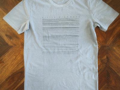 TRESNA T-Shirt - Dyed Lava Grey main photo