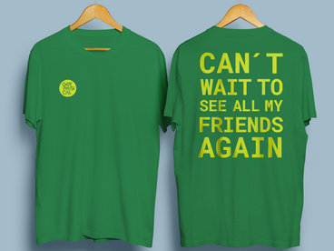 Order Now: All My Friends Shirt (3 Versions) main photo