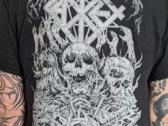 Urn T-Shirt black (grey print) photo