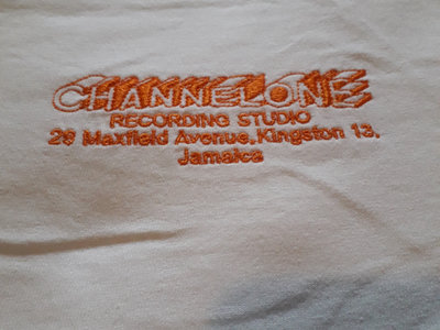 NEW IN - CHANNEL ONE EMBROIDERED TEE SHIRT (Limited Edition 100% Premium Cotton) main photo