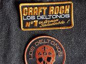 Parche Bordado. Los Deltonos / Craft Rock photo
