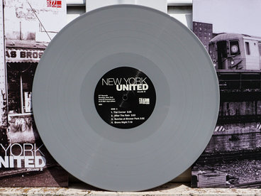 Grey Ltd Ed vinyl with printed inner sleeve main photo