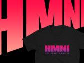 HMNI PURPS Short-Sleeve Unisex T-Shirt photo