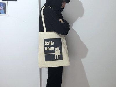 Tote Bag logo Sally Rous main photo