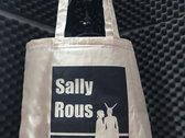 Tote Bag logo Sally Rous photo