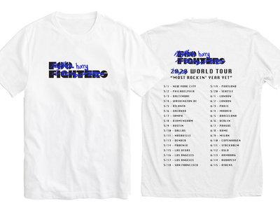 Reclaimed World Tour T-Shirt main photo