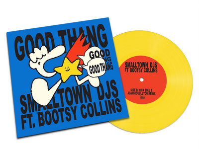 "(PRE-ORDER) Good Thang 7"" [Goldie Yellow Vinyl] main photo"