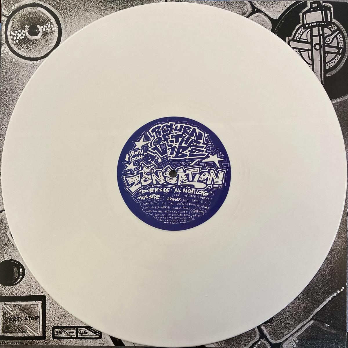 Download Zensation - All Night Long / Higher mp3