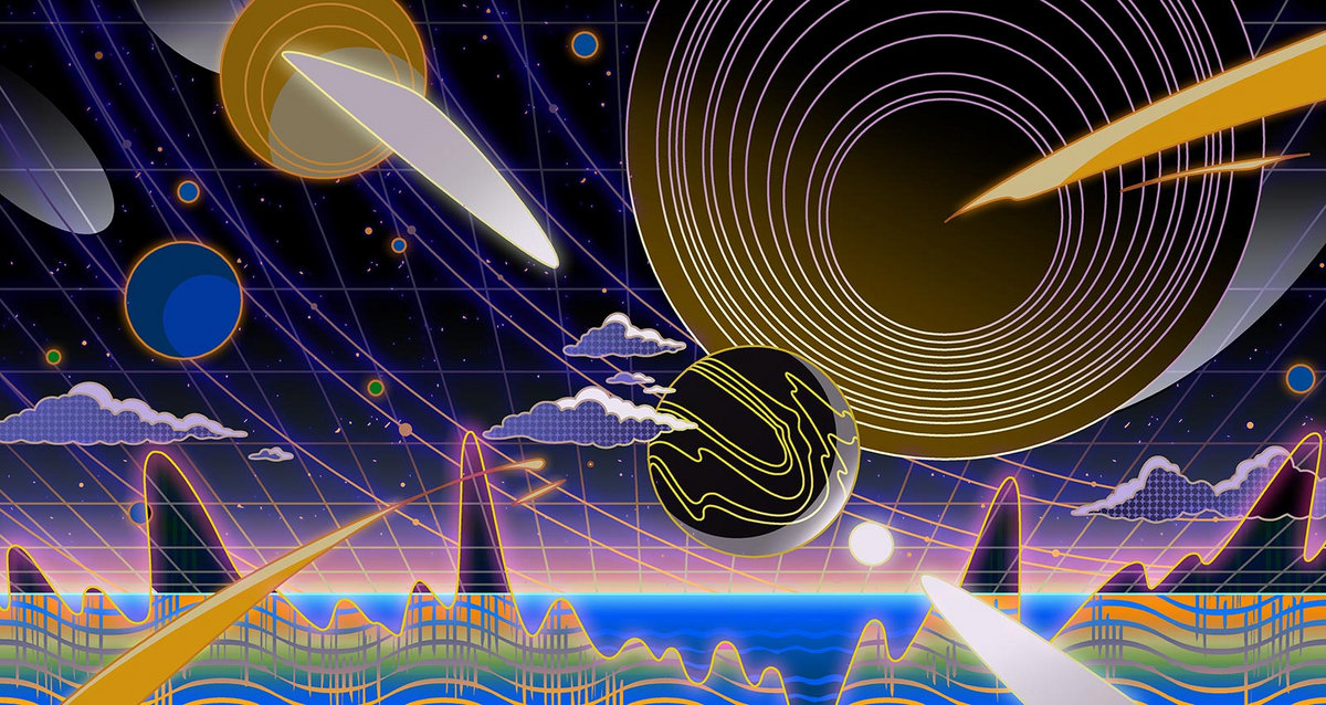 Lost in Space Music: Records That Explore the Outer Limits