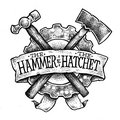 The Hammer and The Hatchet image