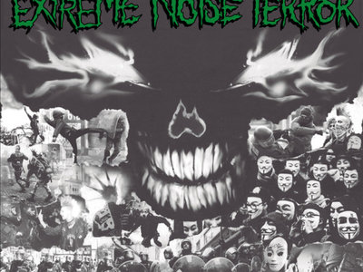 Extreme Noise Terror - s/t CD main photo