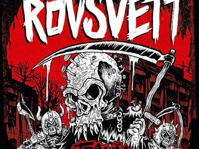 Rovsvett - Tranas Digipak CD main photo