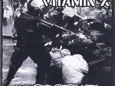 Vitamin X - See Through Their Lies CD main photo